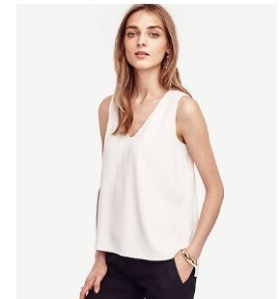 Extra 50% Off + Free Shipping With any Purchase @ Ann Taylor