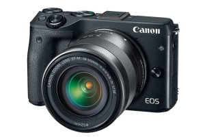 EOS M3 EF-M 18-55mm IS STM Kit Black Refurbished
