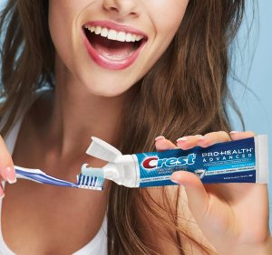 $3.24 Crest Pro-Health Advanced Extra Deep Clean Toothpaste Twin Pack, 3.5 Ounce
