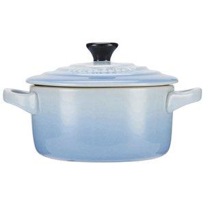 Le Creuset Stoneware Petite Casserole Dish - Coastal Blue Homeware | TheHut.com