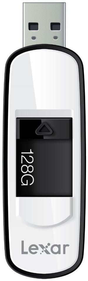 128GB Lexar JumpDrive S75 USB 3.0 Flash Drive