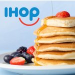 All You Can Eat Pancakes @ ihop
