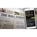 2个月只要$1华尔街日报(纸质或电子版)订阅
