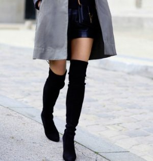 Last Day! Earn Up to a $700 Gift Card Stuart Weitzman Over the Knee Boots @ Saks Fifth Avenue