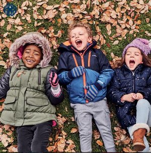 Dealmoon Singles Day Exclusive! Free Shipping + Extra 25% Off $40+ Kids Outwear Sale @ OshKosh BGosh
