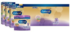 Enfamil Gentlease Baby Formula - 118.1oz Powder Combo Pack