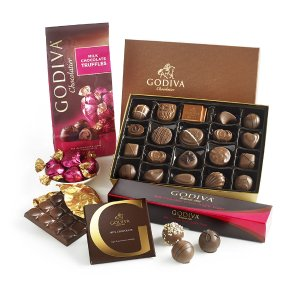 Milk Chocolate Lovers Tasting Gift Set | GODIVA
