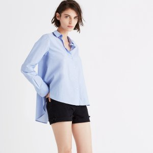 Westlight Button-Down Shirt : AllProducts | Madewell