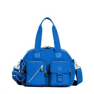 Defea Handbag - French Blue   Kipling