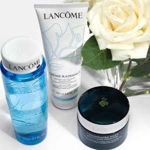 Up to 10 Gift ($245 Value) with Lancome Purchase @ Saks Fifth Avenue