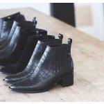 woman's booties @ Neiman Marcus