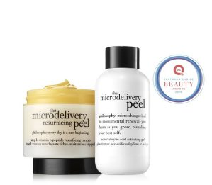 $40the microdelivery the microdelivery resurfacing peel  @ philosophy