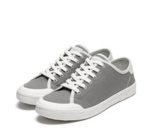 WOMENS STANDARD ISSUE LACE UP – GREY @ rag + bone