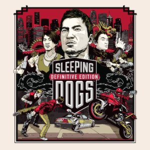 Sleeping Dogs Definitive Edition on PS4