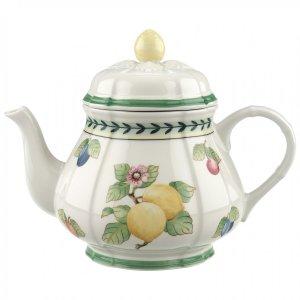 French Garden Fleurence Teapot 34 oz - Villeroy & Boch