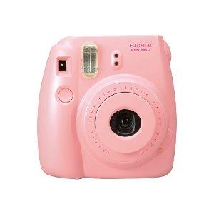 Fujifilm Instax Mini 8 - Instant camera - lens: 60 mm - pink | Jet.com