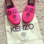 KENZO Handbags & Shoes @ Forzieri