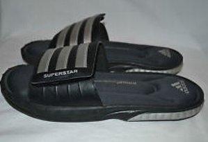 $22.98 adidas Performance Men's Superstar 3G Slide Sandal