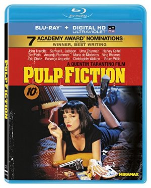 $4.00Pulp Fiction Blu-ray + DVD + Ultraviolet