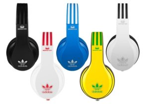 Monster Adidas Originals Over-Ear Headphones