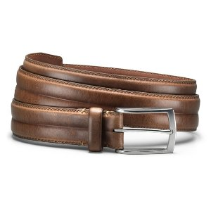 Humboldt Ave  Men's Premium Leather Casual Belts