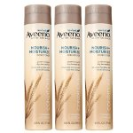 Aveeno Nourish + Moisturize Conditioner, 10.5 Ounce (Pack of 3)