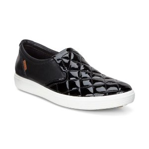 ECCO SOFT 7 QUILTED SLIP ON | WOMEN | CASUAL SHOES | ECCO USA