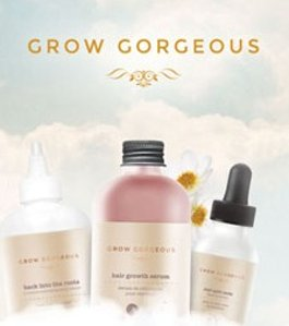 Buy 3 Get 1 Free + 10% Off Grow Gorgeous Hair Care Products @ Lookfantastic UK