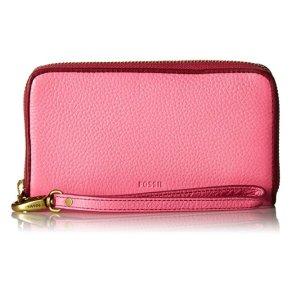 Fossil Emma Smartphone Wallet Rfid Phone Wristlet