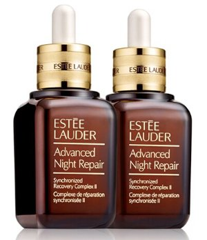 12 Samples Estée Lauder 'Advanced Night Repair' Synchronized Recovery Complex II Duo