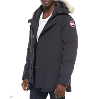 Up to $1200 Gift Card Canada Goose Chateau Parka with Fur Hood @ Neiman Marcus