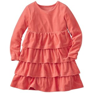 Girls Softest Velour Twirl Dress | Girls Dresses