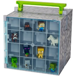 Minecraft Mini-Figure Collector Case | Claire's