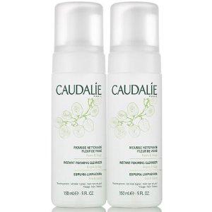 Caudalie Duo Foaming Cleanser - 2 x 150ml (Worth $56) - SkinCareRx