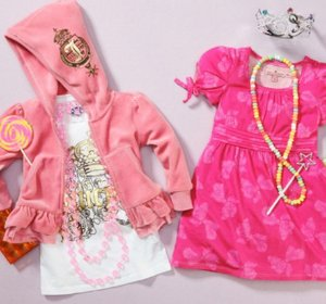 Up to 67% Off Juicy Couture Kids' Sale @ Gilt