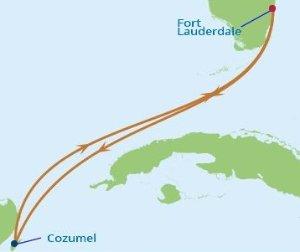 $349+4-Nt Celebrity Caribbean Cruise