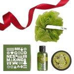 The Body Shop Olive Treats Cube Gift Set
