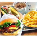 For App First-Time Users @ Shake Shack