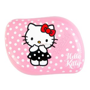 TANGLE TEEZER Hello Kitty Compact Styler #Pink