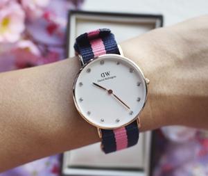 $10 Off $100 Daniel Wellington Women's Winchester Watch @ Amazon