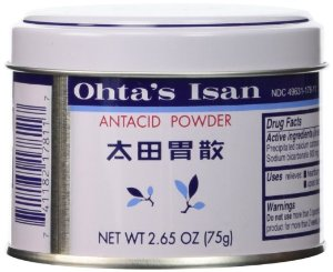 $14.19 Ohta's Isan Antacid Powder - 75 Grams (2.65 Oz)