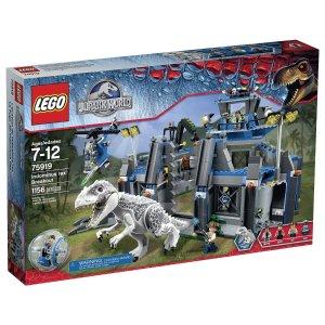 LEGO Jurassic World Indominus Rex Breakout 75919 Building Kit
