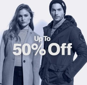 Up to 50% OffLast Chance Winter Sale @ Superdry