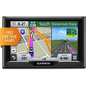 Garmin nuvi 57LM 5 inch GPS Navigation System with Lifetime Map Updates