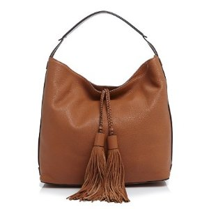 Rebecca Minkoff Isobel Pebbled Leather Hobo | Bloomingdale's