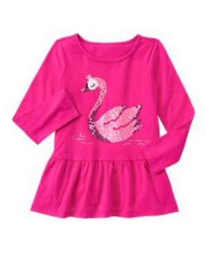 Up to 80% Off + Free Shipping Let's Crazy About Pink! Labor Day Kids Apparel Sale @ Gymboree