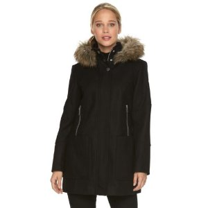 Extra 25% Off + Extra 15% Off $100+Outerwear, Sweaters, Fleece, Cold Weather Accessories @ Kohl's