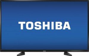 $244.99(原价$349.99)东芝Toshiba 50吋 1080p全高清 LED电视