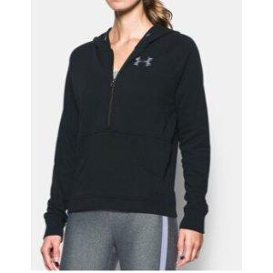 Women's UA Favorite Fleece 1/2 Zip