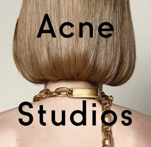 Up to 76% Off Acne Studios Women Clothes Sale @ Saks Fifth Avenue